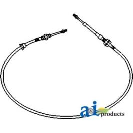 Cable, Hydraulic Remote Control & Clutch