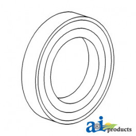 Bearing, Flywheel (greaseable)