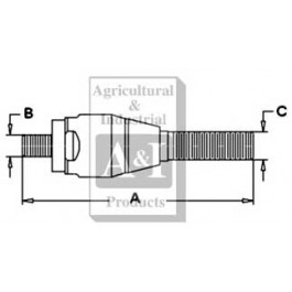 Ball Joint Assembly (LH)