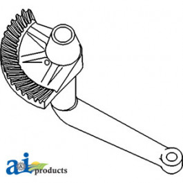 Steering Sector Gear (LH)
