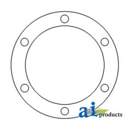 Gasket, Differential Center Housing Side Cover