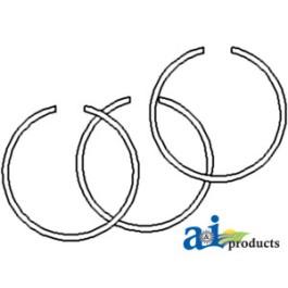 Ring Set, Hydraulic Lift Cylinder Piston