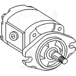 Pump, Auxillary Hydraulic