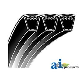"""Classical Banded V-Belt (1/2"""" X 44"""")"""