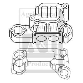 Manifold, Intake & Exhaust