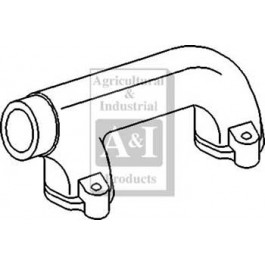 Manifold, Exhaust (Front & Rear)