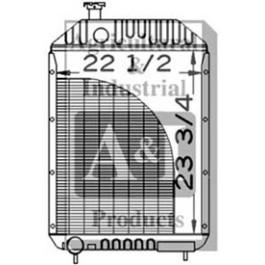 Radiator - A66330