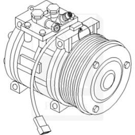 Compressor, Sanden Style
