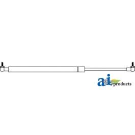 Gas Strut, Front (LH), Service Access Shield & Rear Corner Sheet