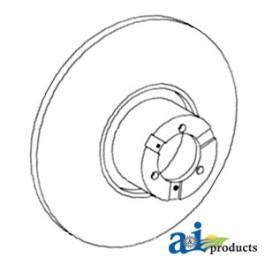 Sheave-Half, Dual Range Cylinder Drive (Intermediate)