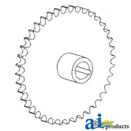 Sprocket, Vertical Auger Lower Gear Case