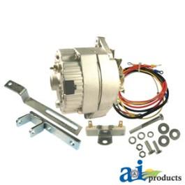 Alternator Kit, w/ Resistor (12V)