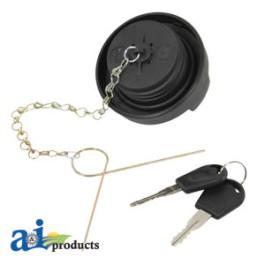 Cap, Fuel Filler; Lockable - AL113087