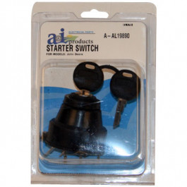 Starter Switch, Key