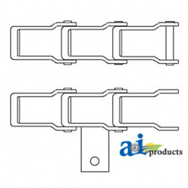 AL667H-AS-CO Attaching Link