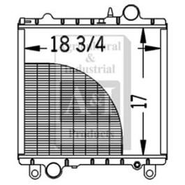 Radiator - AL67563