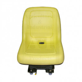 Seat w/ Slide Track Suspension