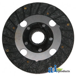 "PTO Disc: 9"", organic, solid"