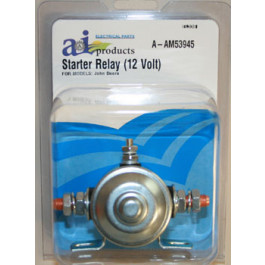 Relay Solenoid Switch (12 Volt)