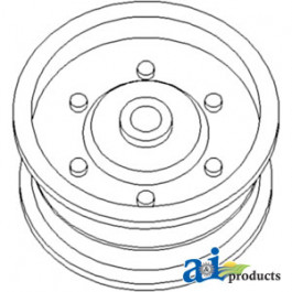 "Pulley, Idler (4-1/2"")"