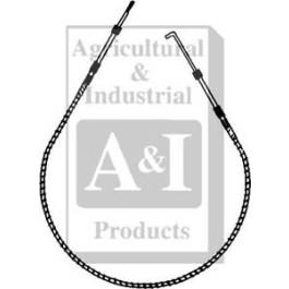 Rockshaft Control Cable