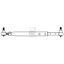 Complete Tie Rod Assembly