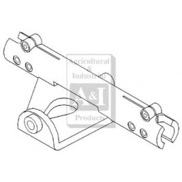Housing w/ Bushings, Front Axle