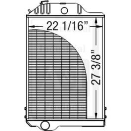 Radiator - AR61879