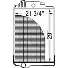 Radiator - AR61884