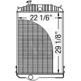Radiator - AR68872