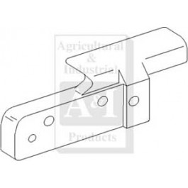 Bracket, Drawbar Rear Support (RH)