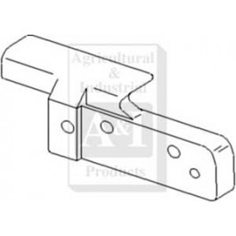 Bracket, Drawbar Rear Support (LH)