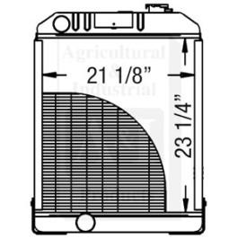 Radiator - AT169770