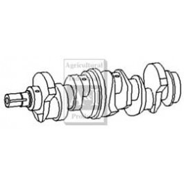 Crankshaft, 300 w/o Gear