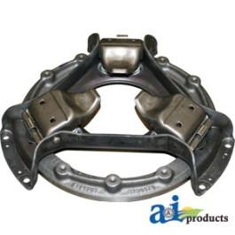 Pressure Plate, Steering Clutch: 3 lever