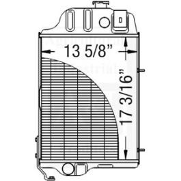 Radiator - AT20849