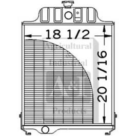 Radiator (w/o Oil Cooler) - AT48171