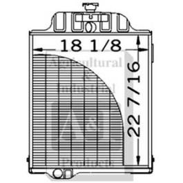 Radiator - AT58449