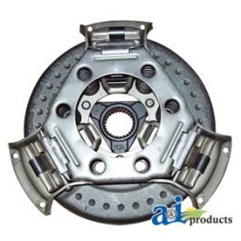 """Pressure Plate: 12"""", 3 lever"""