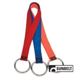 Strap, Accessory, 1' x 10' w/ Ring