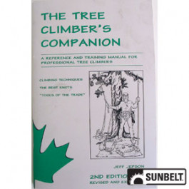ARBORIST TREE CLIMBERS COMPANION BOOK