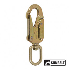 Snap Hook, Locking, Swivel