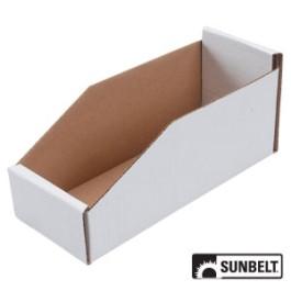 Cardboard Parts Box, 6' x 12'