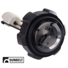 Fuel Cap with Gauge