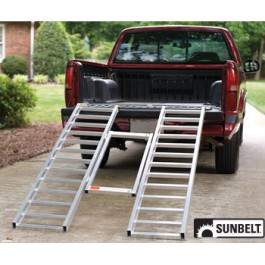 LoadLite Ramp, Adjustable TriFold