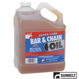Super Lube Bar & Chain Oil (gallon)