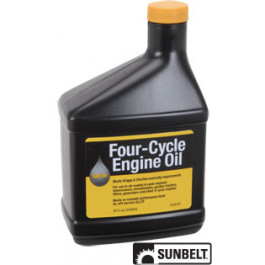SAE 30 4-Cycle Oil (20 oz)