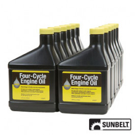 SAE 30 4-Cycle Oil (48 oz)