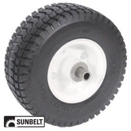 Wheel Assembly (9 x 3.5 x 4)