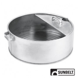 Galvanized Drain Pan